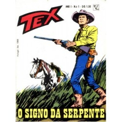 Tex 001 - O Signo da Serpente